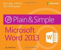 microsoft-word-2013-plain-simple