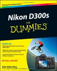 nikon-d300s-for-dummies