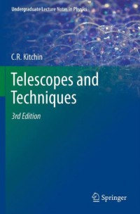 telescopes-and-techniques-undergraduate-lecture-notes-in-physics