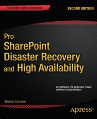 pro-sharepoint-disaster-recovery-and-high-availability