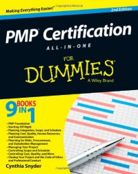 pmp-certification-all-in-one-for-dummies