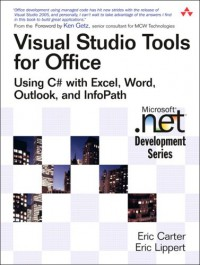 visual-studio-tools-for-office-using-c-with-excel-word-outlook-and-infopath