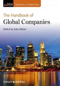 the-handbook-of-global-companies-hgp-handbooks-of-global-policy