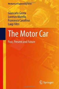 the-motor-car-past-present-and-future-mechanical-engineering-series