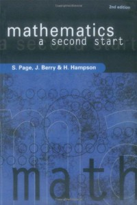 mathematics-a-second-start