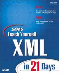 sams-teach-yourself-xml-in-21-days