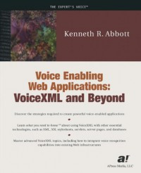 voice-enabling-web-applications-voicexml-and-beyond-with-cd-rom