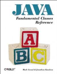 java-fundamental-classes-reference-java-series