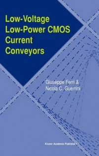 low-voltage-low-power-cmos-current-conveyors