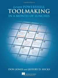 learn-powershell-toolmaking-in-a-month-of-lunches
