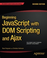 beginning-javascript-with-dom-scripting-and-ajax-second-editon