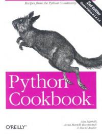 python-cookbook-2nd-edition