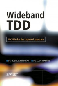 wideband-tdd-wcdma-for-the-unpaired-spectrum