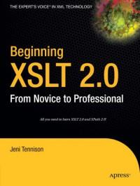 beginning-xslt-2-0-from-novice-to-professional
