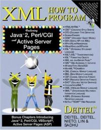 xml-how-to-program-1st-edition