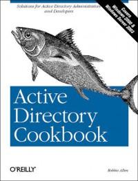 active-directory-cookbook
