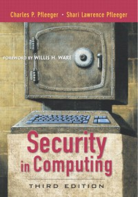 security-in-computing-third-edition