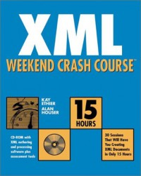 xml-weekend-crash-course-with-cd-rom