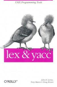 lex-yacc-a-nutshell-handbook