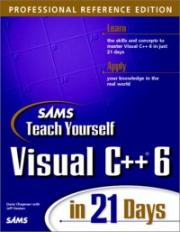 sams-teach-yourself-visual-c-6-in-21-days-professional-reference-edition