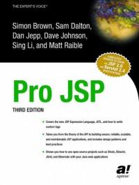 pro-jsp-third-edition