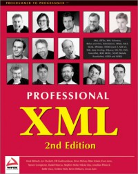 professional-xml-programmer-to-programmer-2nd-edition
