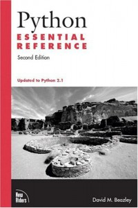 python-essential-reference-second-edition
