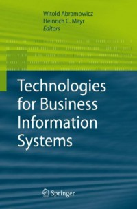 technologies-for-business-information-systems