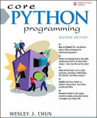 core-python-programming-2nd-edition