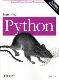 learning-python-3rd-edition