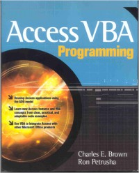 access-vba-programming