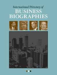 international-directory-of-business-biographies-edition-1