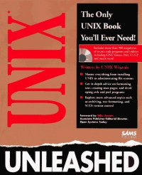 unix-unleashed-book-and-cd